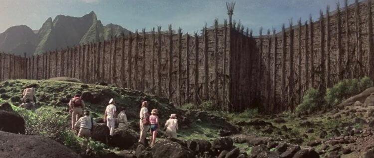 1976 年《金剛》劇照。