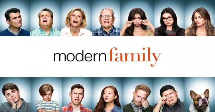 《摩登家庭》(Modern Family)