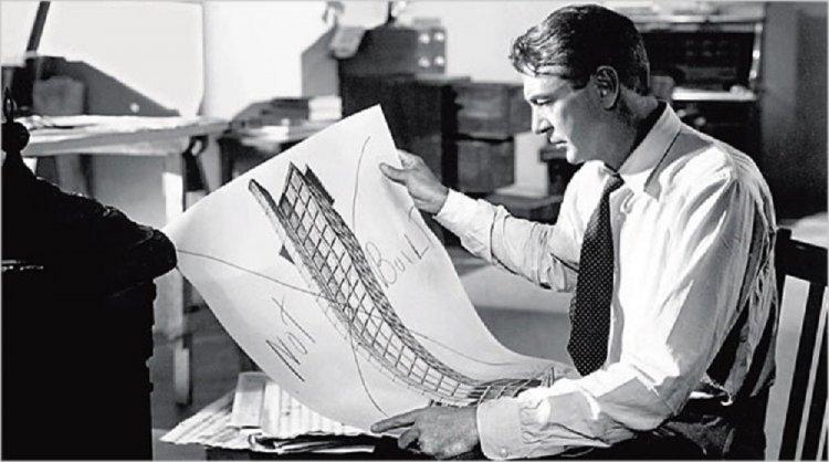 《源泉》曾於 1949 年改編成電影,由蓋瑞庫柏主演。