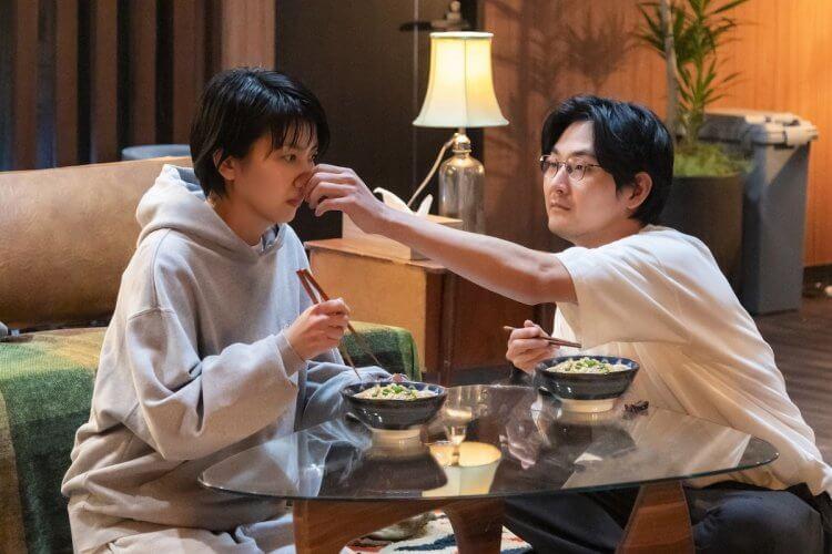 松隆子主演日劇《大豆田永久子與三個前夫》。