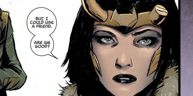 《洛基》影集第三集彩蛋與原作致敬:女洛基缺角的王冠
