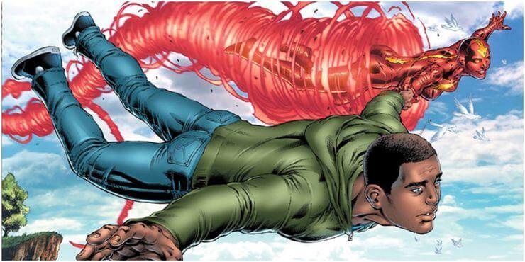 黑超人「法爾佐德」漫畫