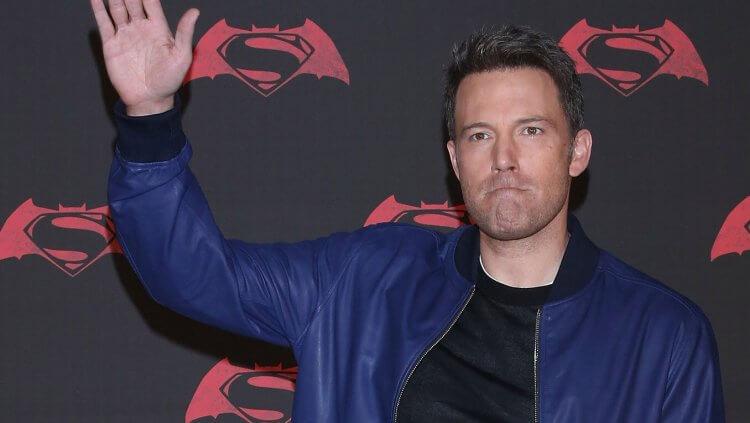 班艾佛列克宣傳《蝙蝠俠對超人:正義曙光》。