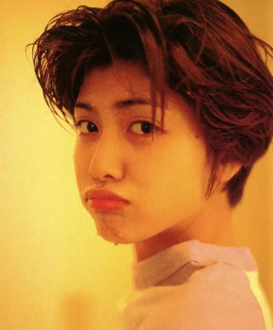 日本女星內田有紀。