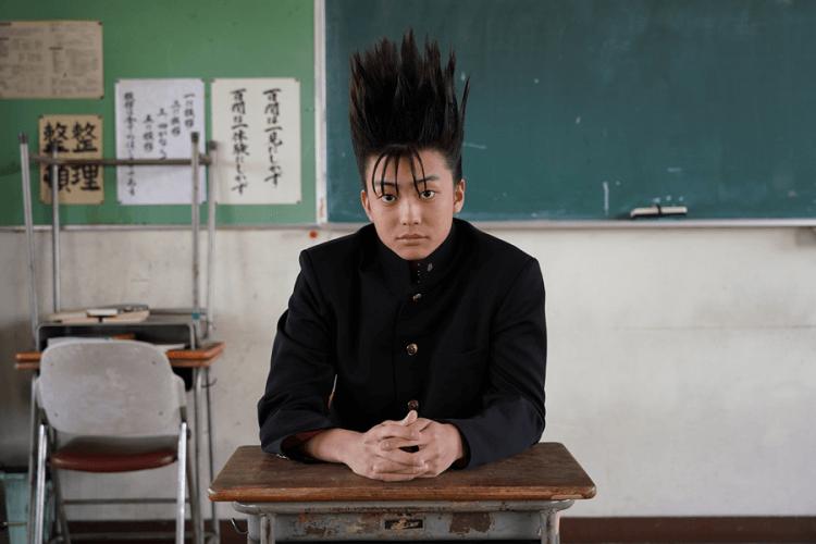 曾演出漫改電影《我是大哥大》的伊藤健太郎。