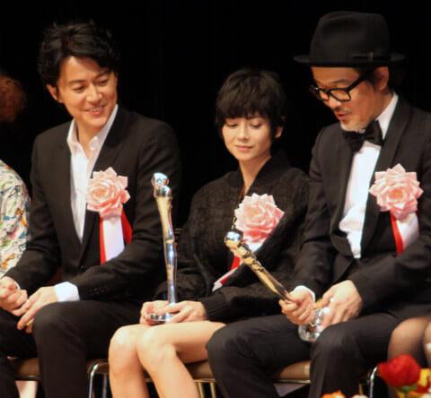 Lily Franky 甚至是日本成人片協會名譽總裁