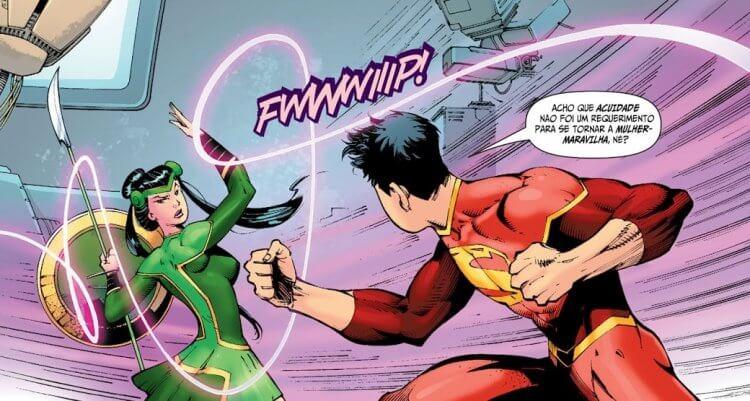 中國版神力女超人。