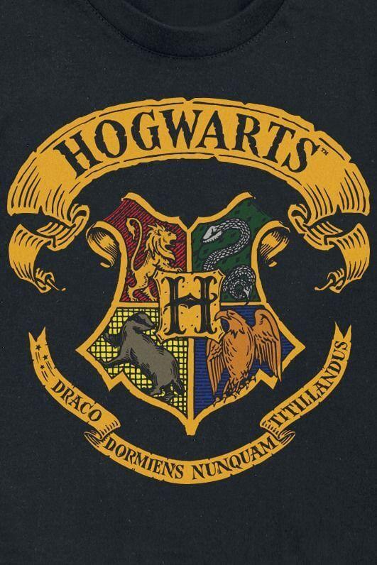 《哈利波特》霍格華茲校徽。