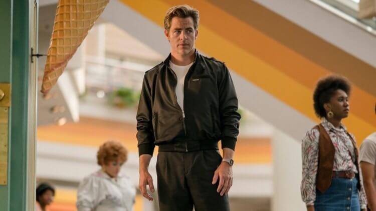 《神力女超人 1984》克里斯潘恩飾演的史蒂夫崔佛。