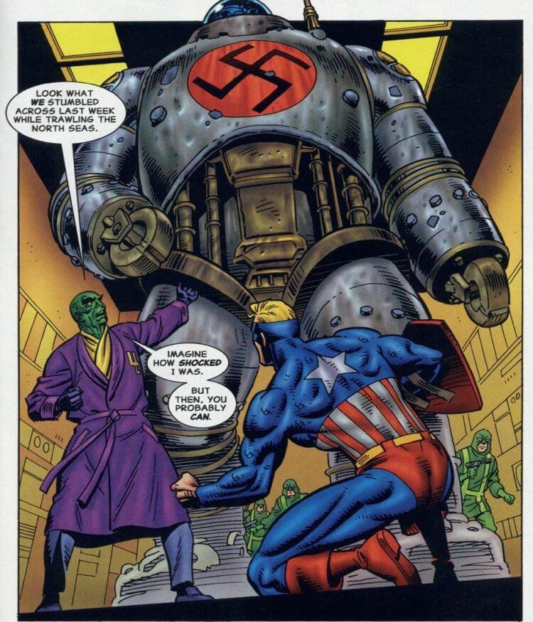 DC「混合宇宙」Ultra Metallo。