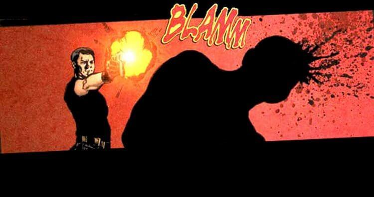 DC 漫畫《Countdown to Infinite Crisis》中麥斯威爾羅德殺死二代藍甲蟲。