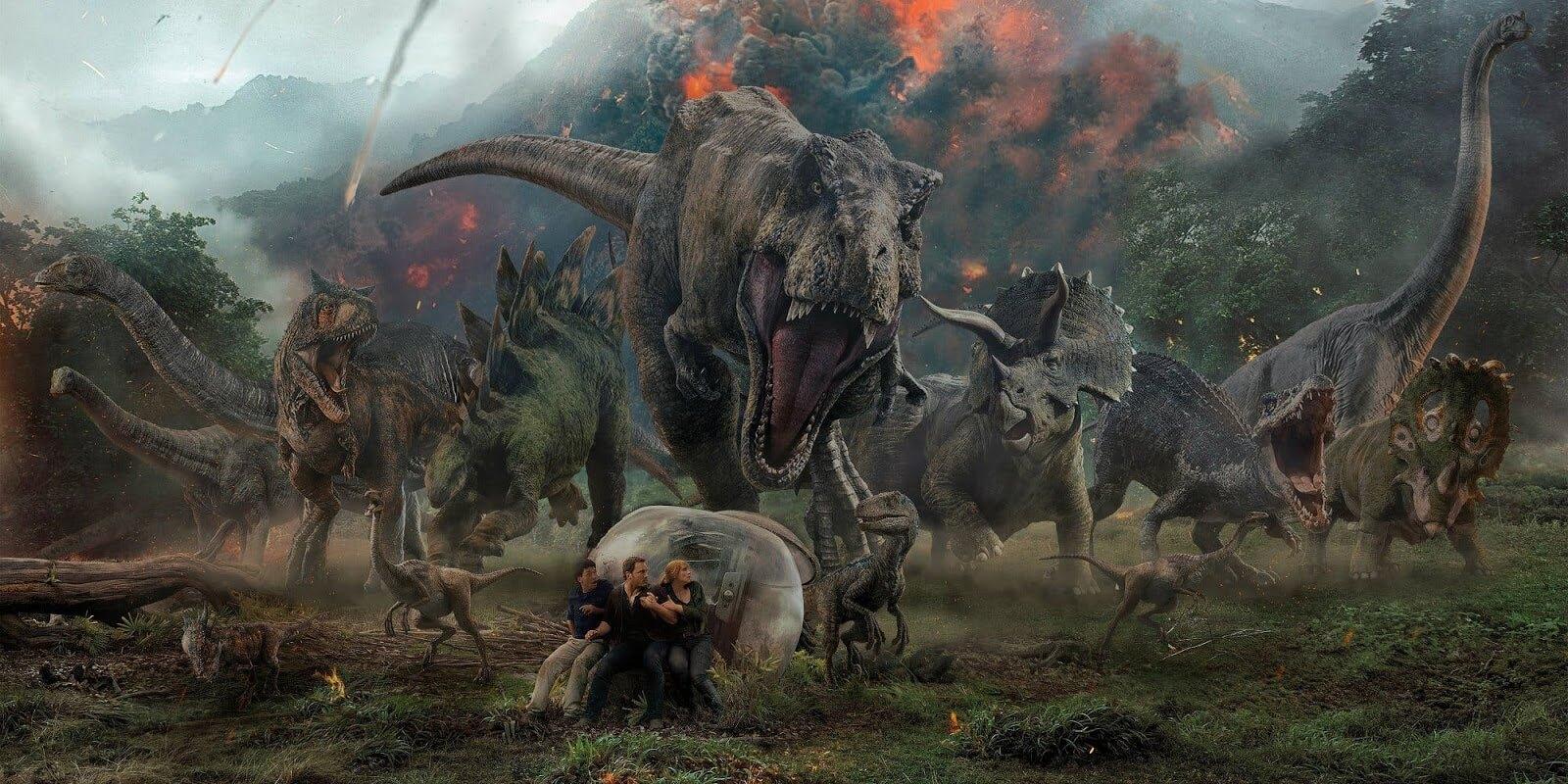 《侏羅紀世界:殞落國度》 劇照