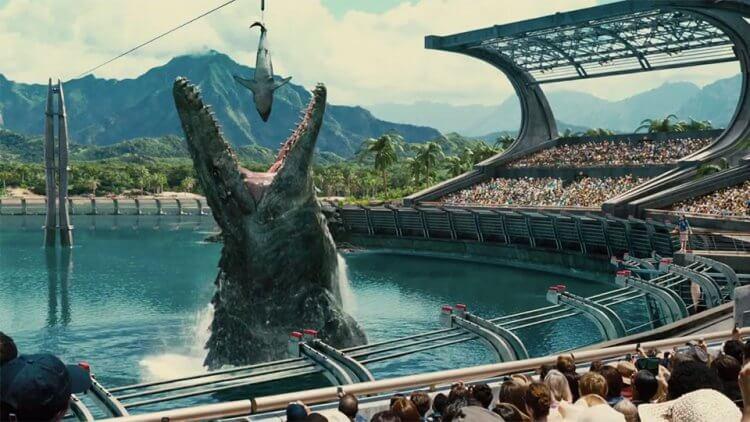 《侏羅紀世界 2》電影劇照。