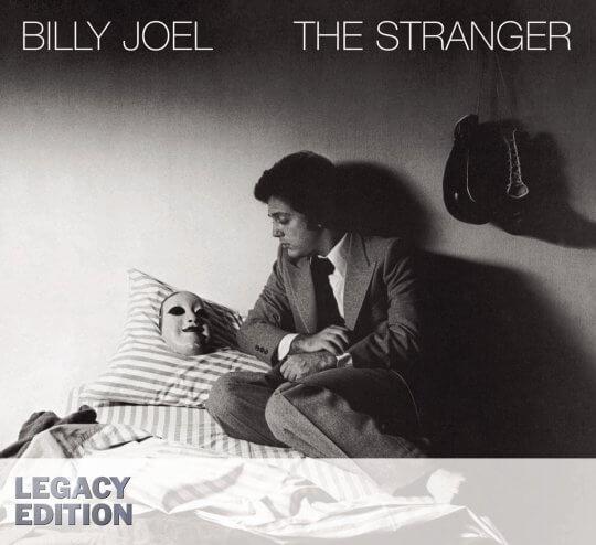 《The Stranger》。