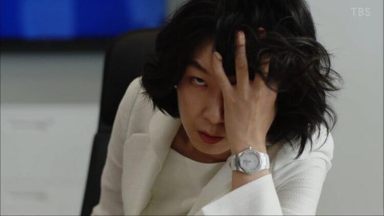 日劇《半澤直樹 2》演員江口德子。