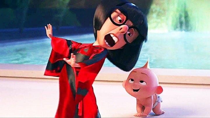 發現小傑擁有潛藏的能力, 衣夫人 也為了小傑設計特別的 超人裝 。