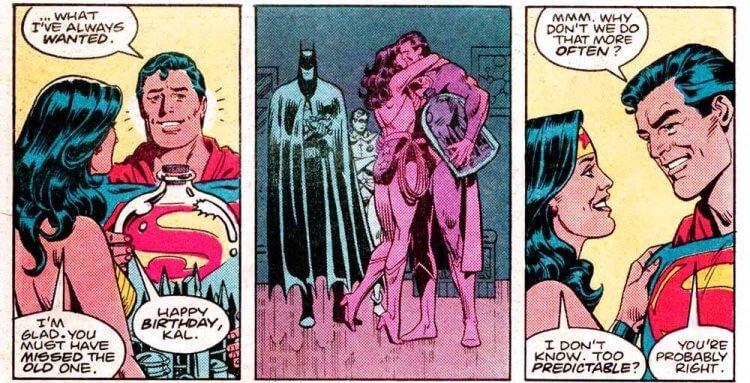 Superman Annual 第 11 期。
