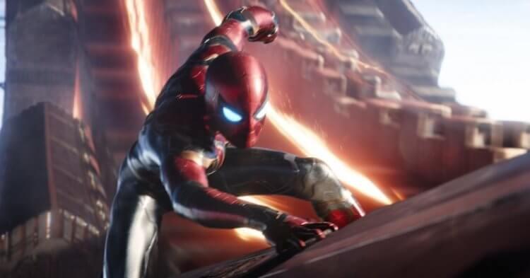 鋼鐵蜘蛛裝甲。