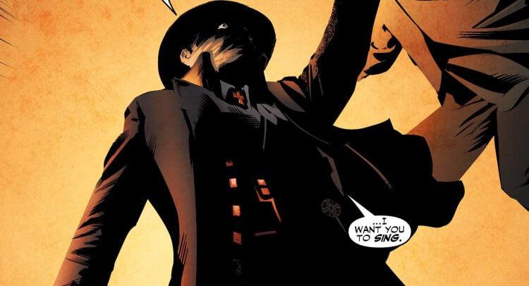 《刺客教條:聖殿騎士》漫畫。
