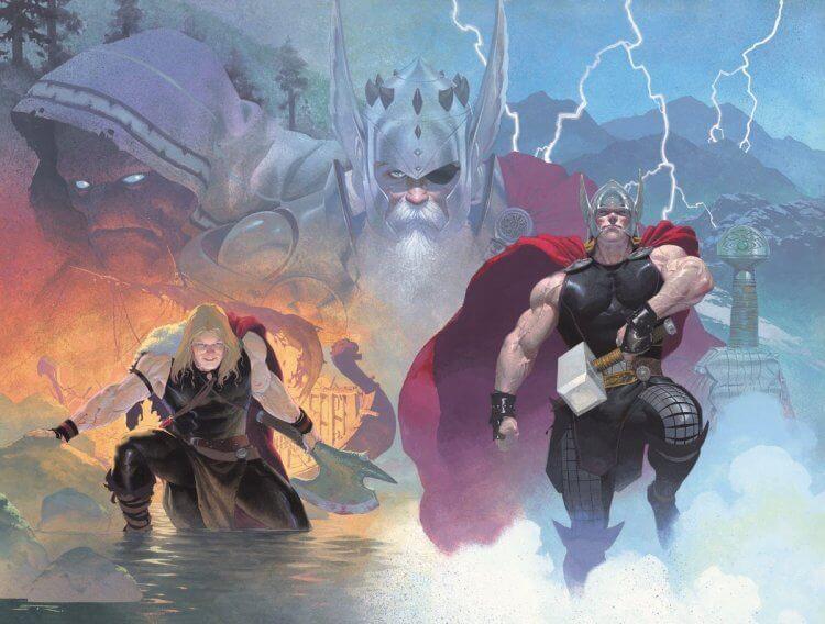 索爾們將面臨最強大的敵人之一「戈爾」。