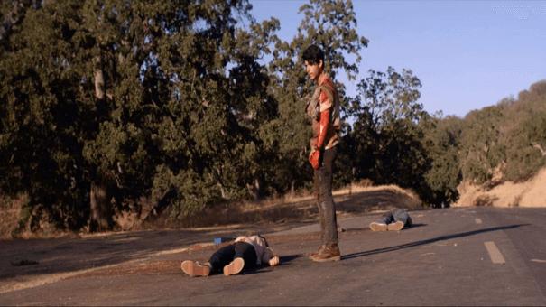 《 極限獵殺 》中 殺人魔 狙擊手的動機單純卻謀害無辜生命。