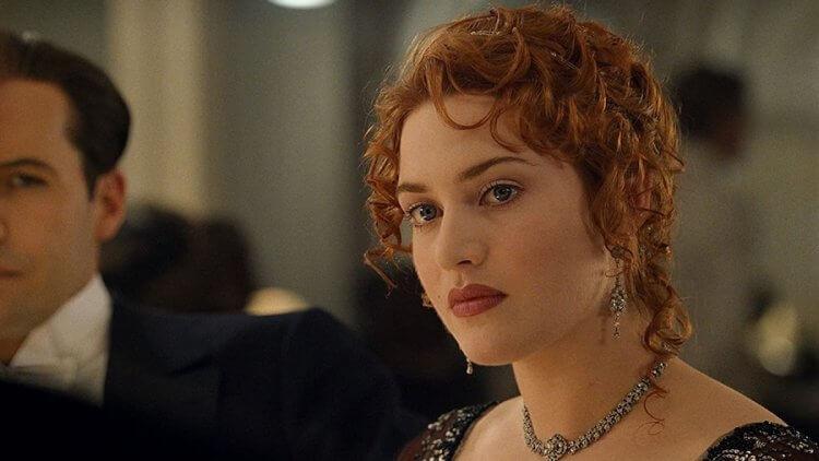 《鐵達尼號》凱特溫斯蕾。