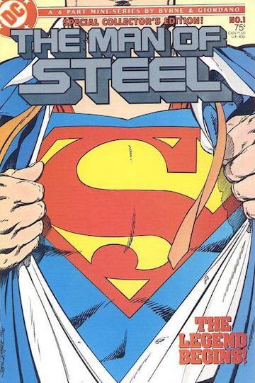 超人起源故事。