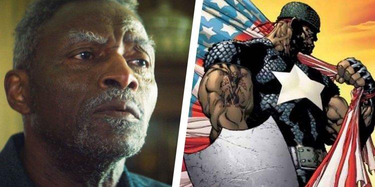 以賽亞布萊德利是美國第一個黑人超級士兵。