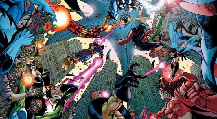DC 漫畫。
