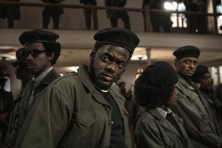 2021 奧斯卡最佳影片入圍電影《猶大與黑色彌賽亞》電影劇照。