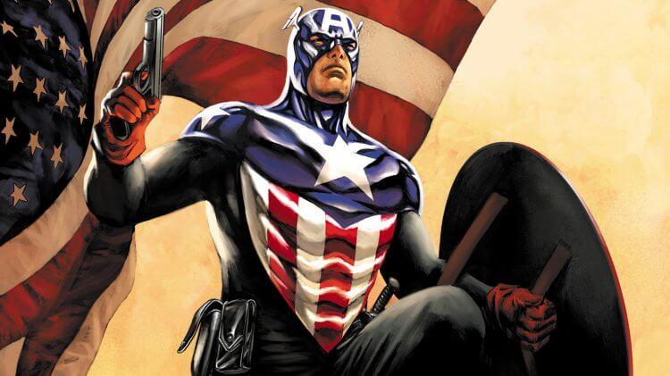 對抗潛意識酷寒戰士指令:巴奇在漫威原作漫畫中擔任美國隊的過程!