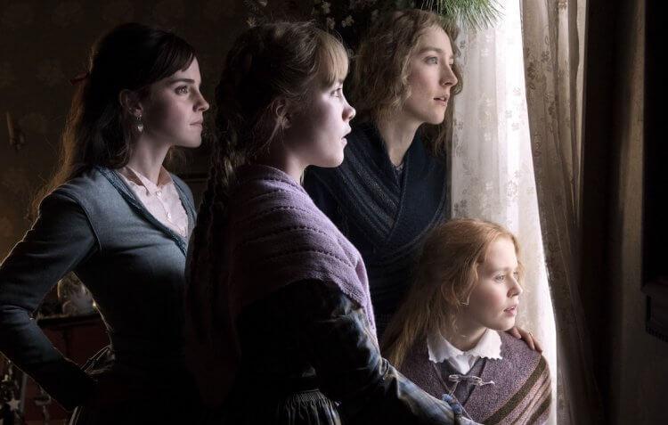 由瑟夏羅南飾演的二姊喬馬區為首,原著《小婦人》的電影《她們》中,在父權為上建立的世道,四姊妹各有想法卻又互相扶持的故事 1/22 起在台上映。