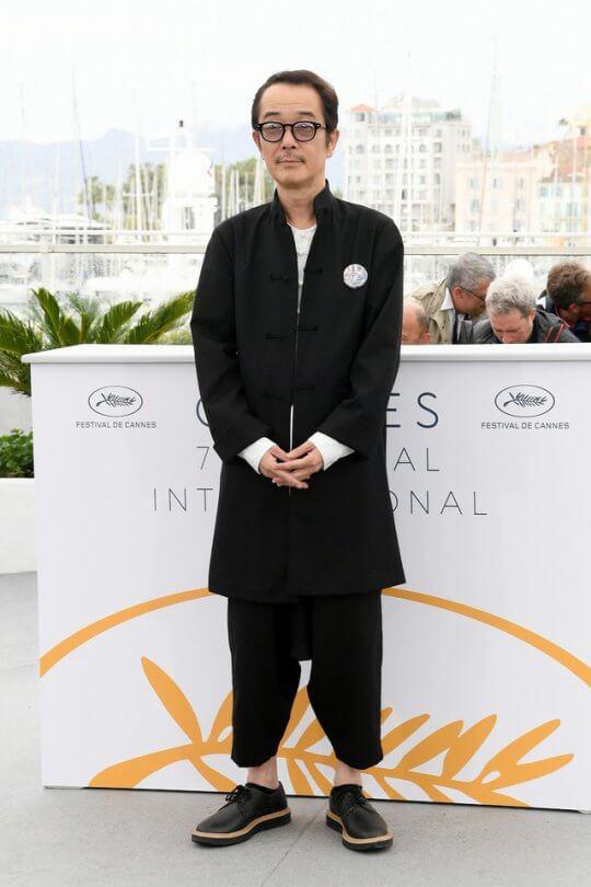 Lily Franky 是坎城影展的常客