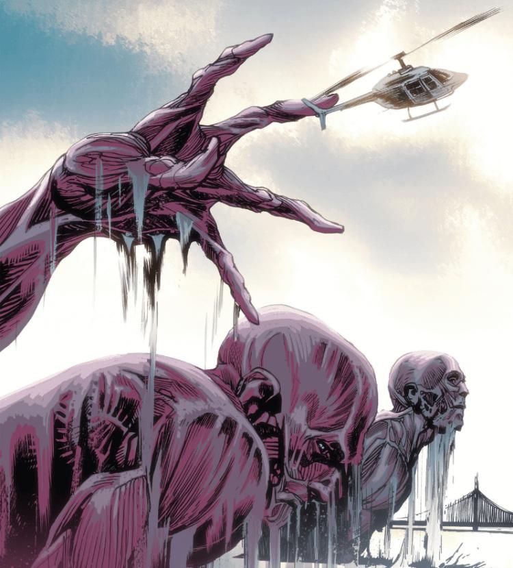 《進擊的巨人》漫畫。