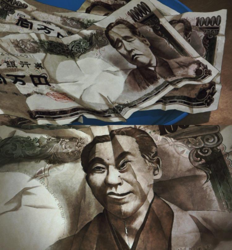 已逝動畫監督今敏 2003 年動畫電影《東京教父》劇照。