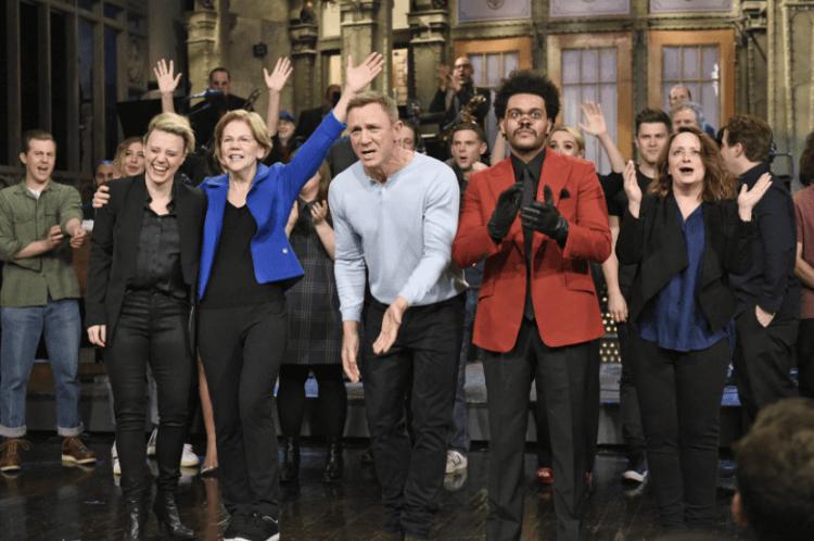 美國知名喜劇綜藝節目《週六夜現場》因疫情影響得調整表演模式再出發。