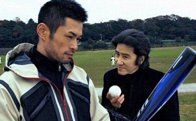 日版《警探可倫坡》: 當年所有名人包括鈴木一朗也都曾客串日劇《紳士刑警》演出。