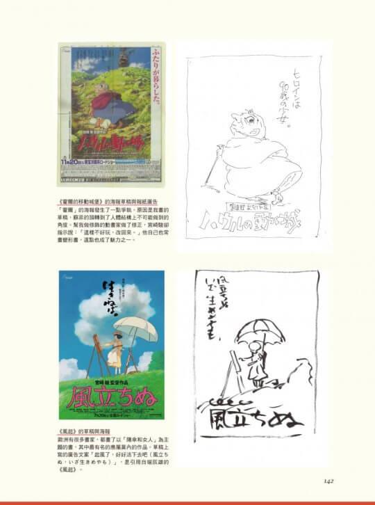 吉卜力工作室動畫電影《風起》海報設計正是出自鈴木敏夫。