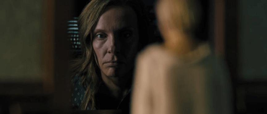東妮克莉蒂 認為《 宿怨 》不只是 恐怖片 ,更是許多心中擁有傷痕的人的故事。