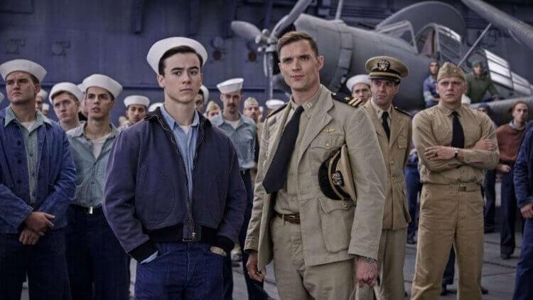 好萊塢男星軍裝上陣 !《決戰中途島》扭轉二戰關鍵戰役再登大銀幕,羅蘭艾默瑞奇導演爆炸魂燃燒之作首圖