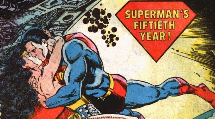 Action Comics 第 600 期。