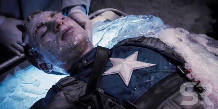 《美國隊長》劇照。