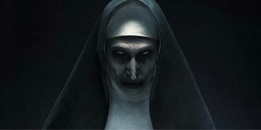 厲陰宅宇宙 最新系列電影《 鬼修女 》。