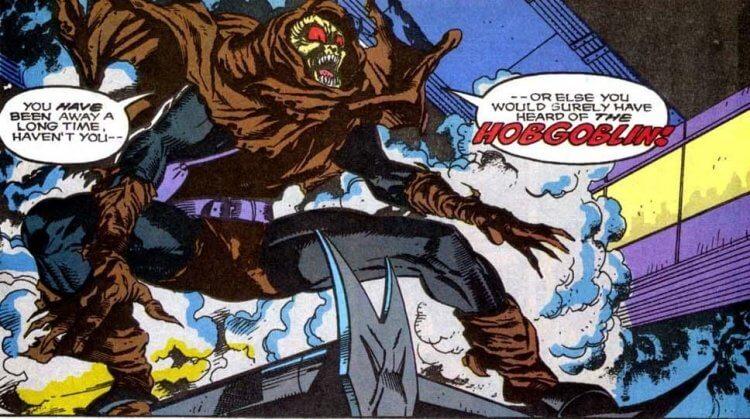 《蜘蛛人》漫畫中的「惡鬼」小傑森麥肯代爾。