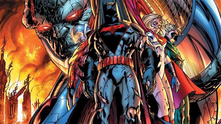 DC大反派達克賽德入侵地球之歷史-電影、漫畫、動畫等各宇宙重要事件整理