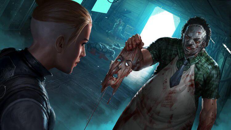 客串登場《真人快打》電玩的電影《 德州電鋸殺人狂》系列主角「皮臉」。