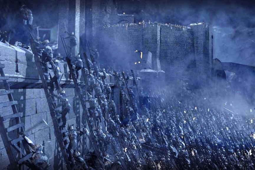 《魔戒》最壯烈的一場戰爭差點消失!