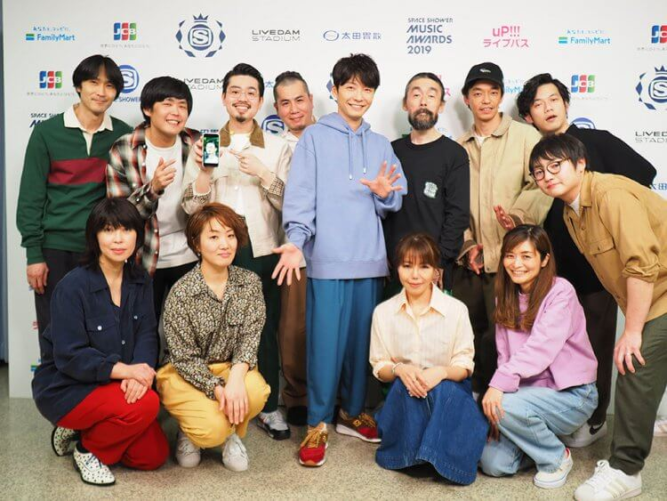 日本演員・歌手星野源與集結日本音樂界強手的演唱會團隊。