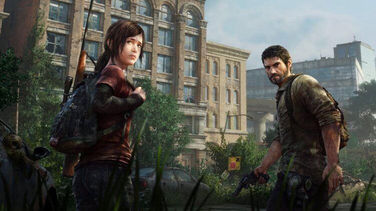 電玩《最後生還者》男主角喬爾。