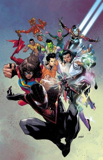 第二代蜘蛛人:邁爾斯摩拉斯。